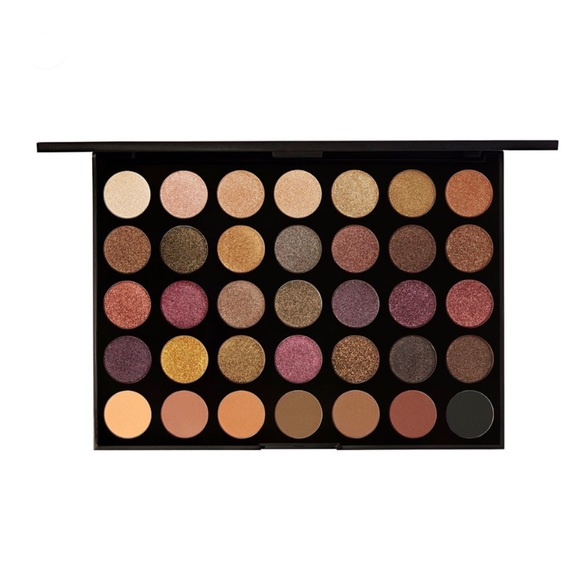 Morphe Other - Morphe 35F Fall into Frost Eyeshadow Palette